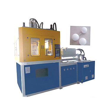 VH60R3 LED light bulb injection blow molding machine