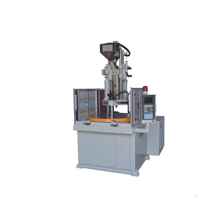 V55R2Vertical disc injection molding machine