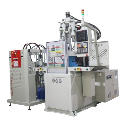 V120-SDVertical silicone injection molding machine